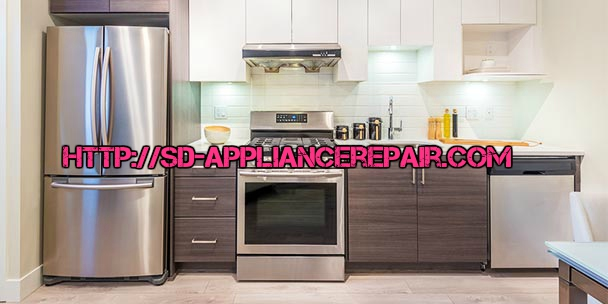how to clean stainless steel appliances san diego appliance repair. Black Bedroom Furniture Sets. Home Design Ideas